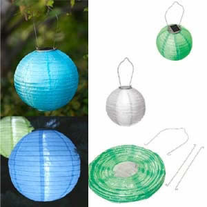 Solar Energy Hanging Light