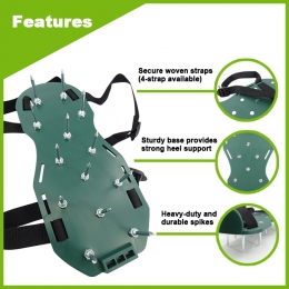 Lawn Aerator Spike Shoes