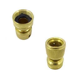 Brass Female Hose Connector