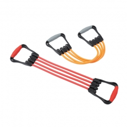 Adjustable Rubber Pull Exerciser