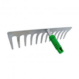 12 Prong Short Garden Rake