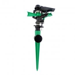 Impulse Sprinkler with Plastic Spike
