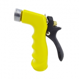 Colorful Garden Hose Nozzle with Rear Control