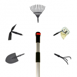 Multi-Functional Adjustable Handle (Garden Tools)