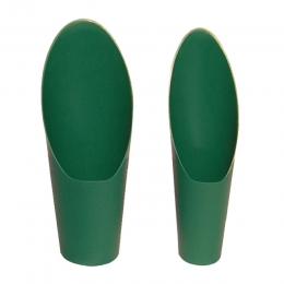 Semi Cone-Shaped Garden Scoop