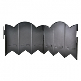 Durable Plastic Fence Panel