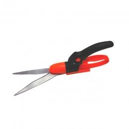 360 Degree  Swivel Stainless Steel Grass Shears - Wavy Blade