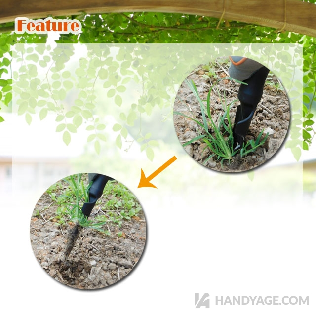 Weed Extractor Tool