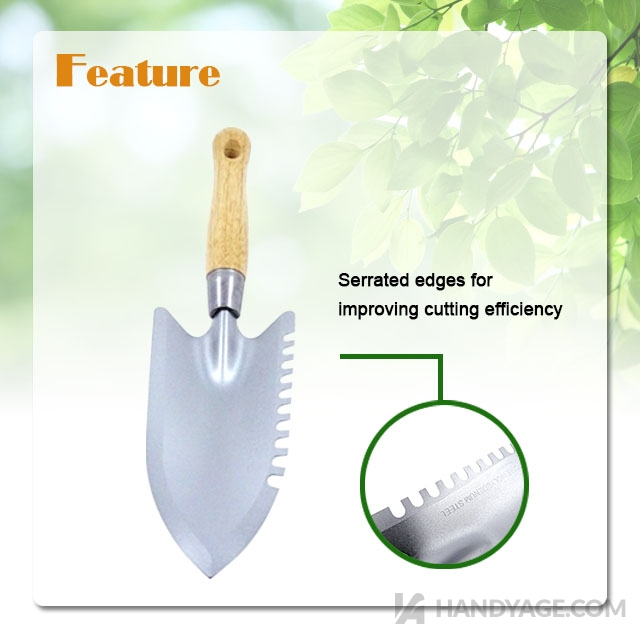 Multipurpose Garden Trowel (Weeding Knife)