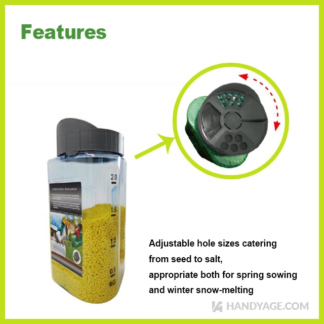 Handheld Adjustable Fertilizer