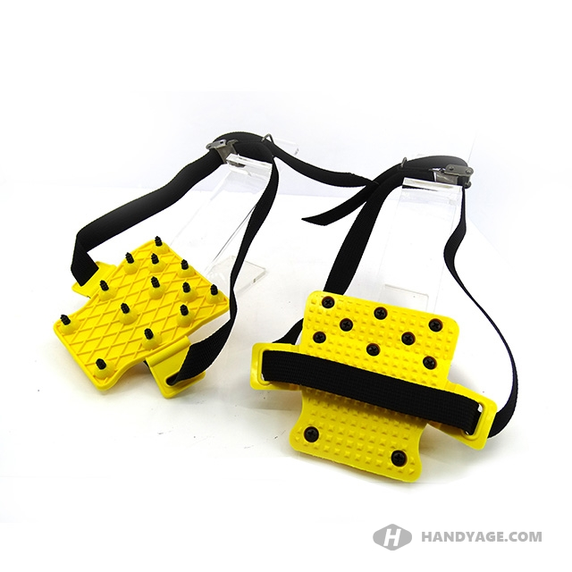 Nylon-Plated Snow Shoes