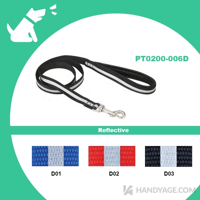 Soft Padded Handle Dog Leash